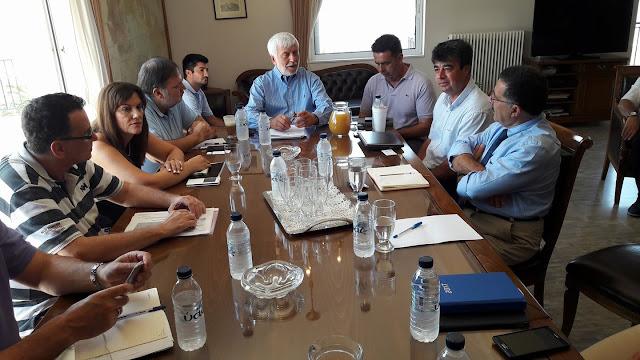 Πέτρος Τατούλης: Δεν εφησυχάζουμε και εντείνουμε τις προσπάθειές μας για την καταπολέμηση του ιού του Δυτικού Νείλου