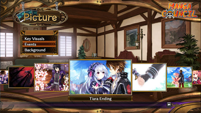 Fairy Fencer F Save Game B