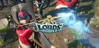 Lords Mobile Mod Apk + OBB Download | Unlimited Gem Crystal