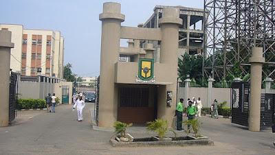 YABATECH front gate
