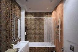 Wie man das vollkommene Badezimmer in einer kleinen Wohnung erstellt