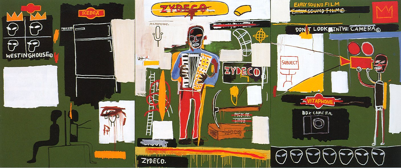 ARTS CURATED: (Un)Masked: Jean-Michel Basquiat
