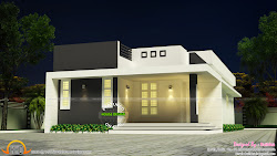 Low Budget Low Cost Simple Modern House Design