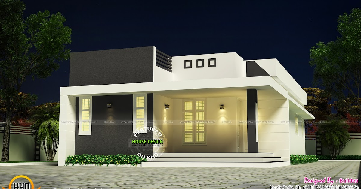 Simple house plans on a budget front design for Building on a budget