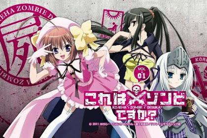 List Anime Dengan Karakter Utama Overpower Dari Awal Cerita