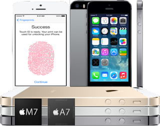 Smartphone untuk para gamers iPhone 5s