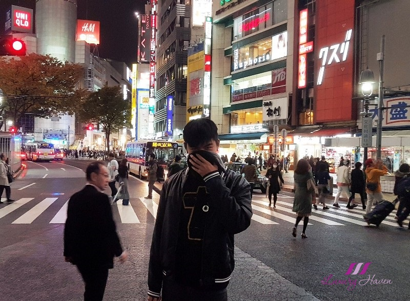 japan instagram spots tokyo tourist attractions shibuya crossing