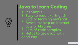 Why Java is the best programming language for beginners and