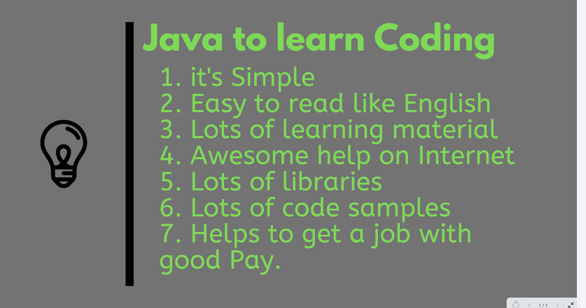Why beginners Should Learn Java in 2019 | Java67