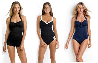model pakaian renang wanita
