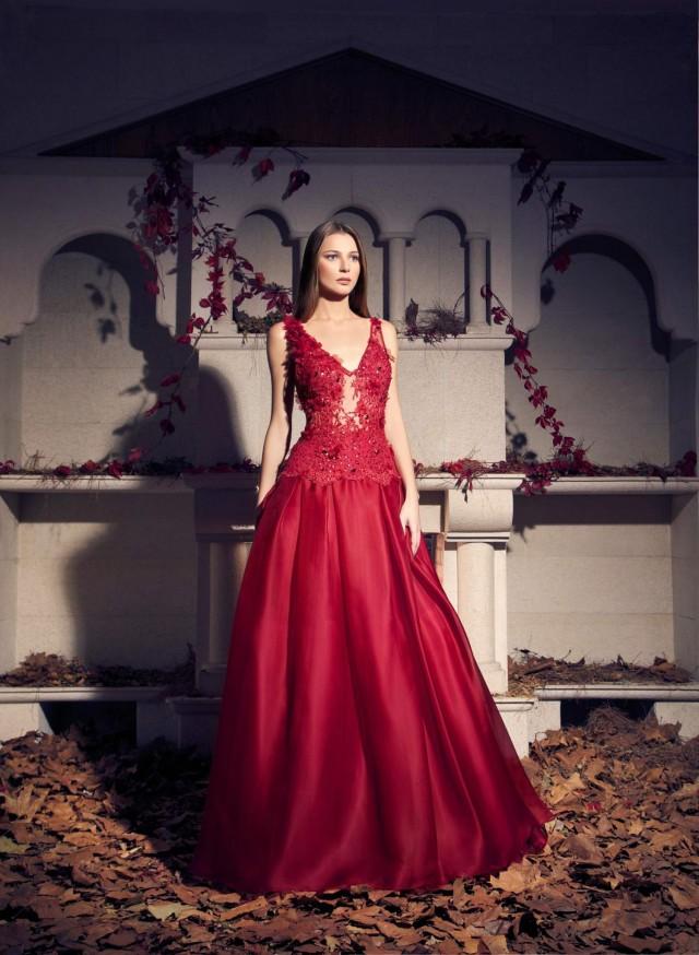 vestidos elegantes de famosas