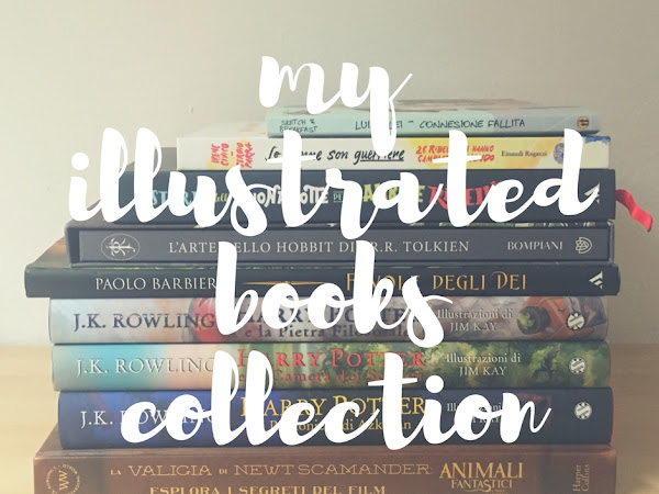 MY ILLUSTRATED BOOKS COLLECTION