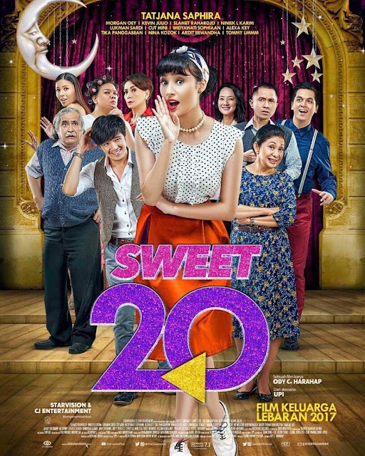 Sinopsis Sweet 20 (2017) - Film Indonesia