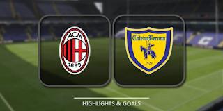 مشاهدة مباراة ميلان وكييفو فيرونا بث مباشر بتاريخ 07-10-2018 الدوري الايطالي