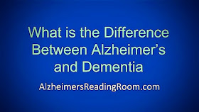 """What is The Difference Between Alzheimer's and Dementia"""