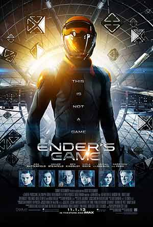 Enders Game 2013 Dual Audio Hindi ENG BluRay 720p