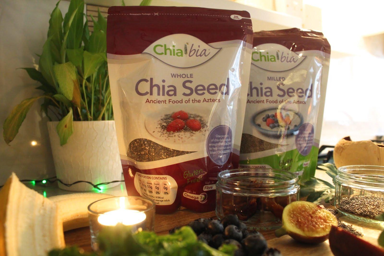 Chia Seeds Chia Bia