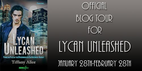 Interview with Tiffany Allee, author of  the Files of the Otherworlder Enforcement Agency - February 14, 2013