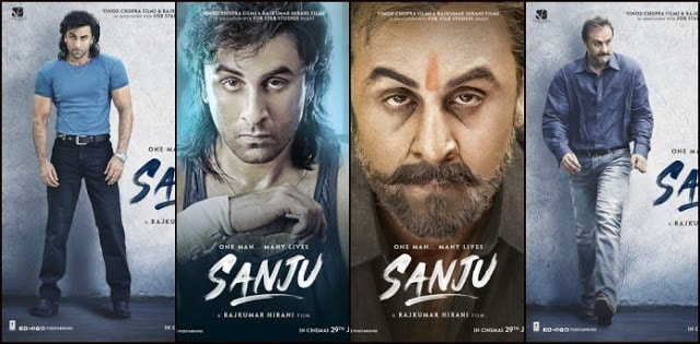 Sanju First Day Box Office Collection