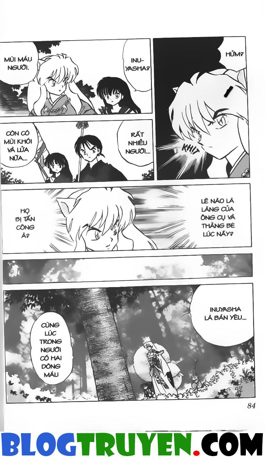 Inuyasha vol 19.5 trang 9