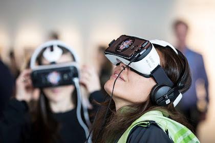 Berbagai Kode QR Virtual Reality Headset Terbaru dan Terlengkap
