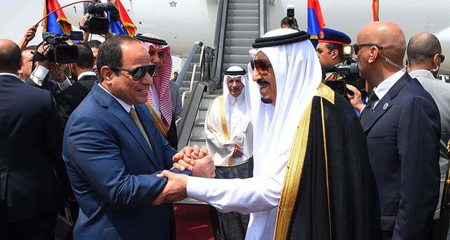 محكمة القضاء الإداري المصري تقضي بوقف إعادة رسم الحدود المصرية السعودية وتبعية الجزيرتين لمصر