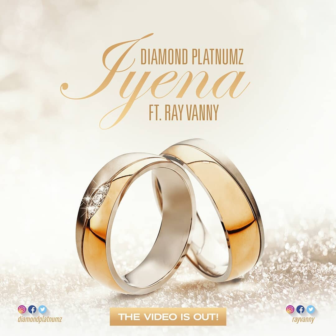 Diamond Platnumz Ft Rayvanny – Iyena
