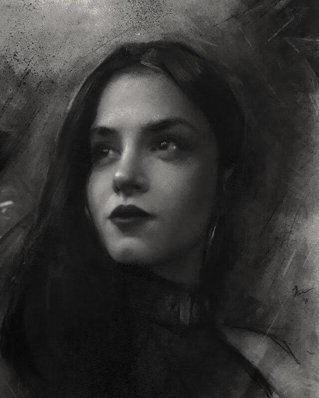 12-Tamara-Kalaitsidou-John-Fenerov-Charcoal-and-Graphite-Portraits-on-Paper-www-designstack-co
