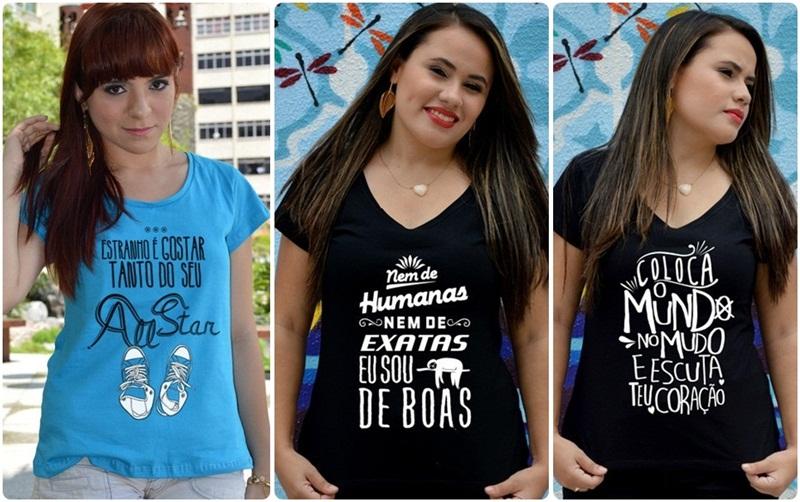 5c25a74f8 5 Lojas para comprar Camisetas com Estampas Divertidas - Yanna Karim