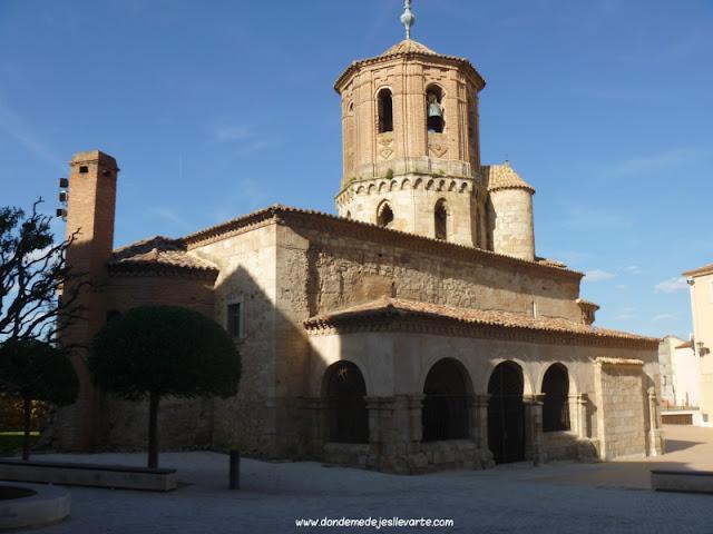 Iglesia de San Miguel, Almazán