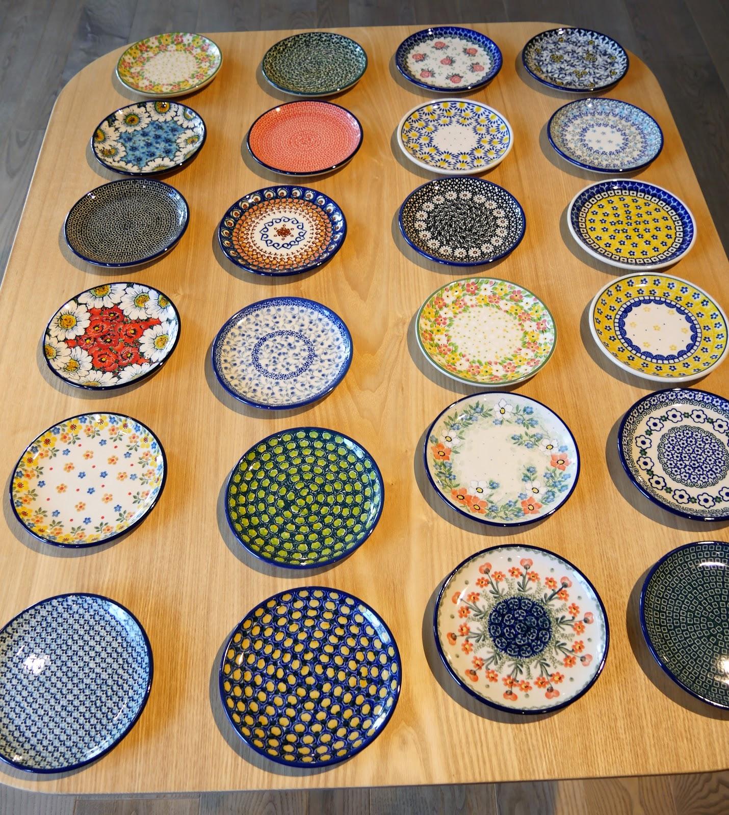 Ceramika Artystyczna Bolesławiec W Matsumoto