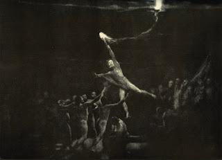 prometheus stealing fire