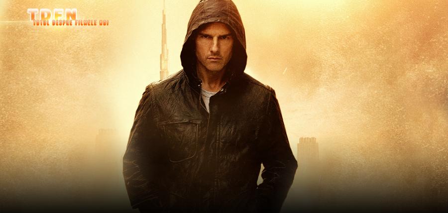 MISSION IMPOSSIBLE 5: Prima Imagine Cu Tom Cruise, Simon Pegg, Jeremy Renner Şi Ving Rhames