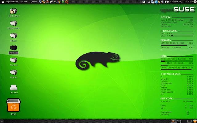 توزيعة-أوبن-سوزي-openSUSE