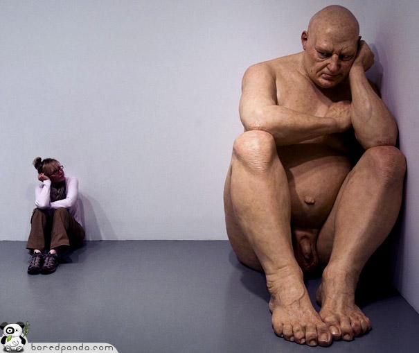 Nude Big Men 24
