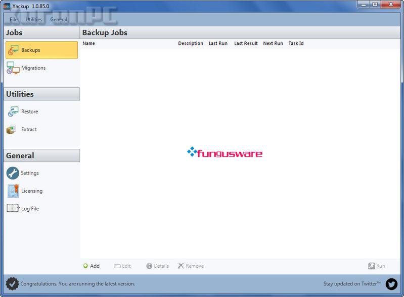 Fungusware Xackup