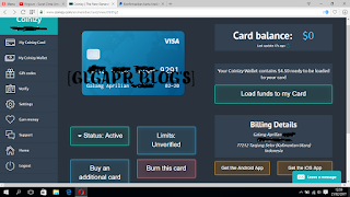 How to make Virtual Credit Card Verification Paypal