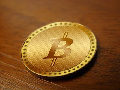 Bitcoin, nuevo, oro