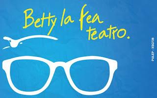 BETTY LA FEA en teatro Bogotá 2019