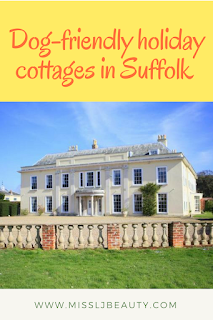 pin dog friendly cottages in suffolk