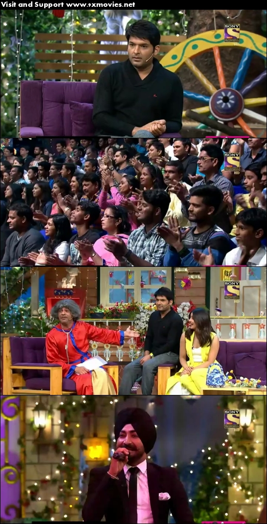 The Kapil Sharma Show 01 Jan 2017 HDTV 480p