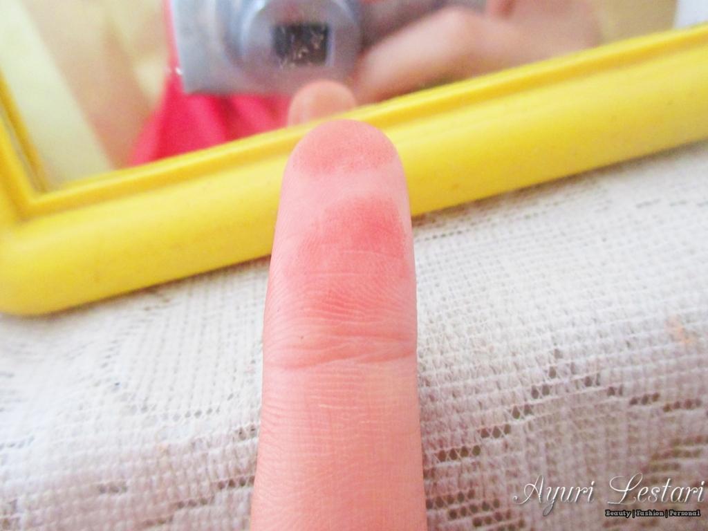Maybelline X Gigi Hadid Matte Lipstick #GG24 Lani Review