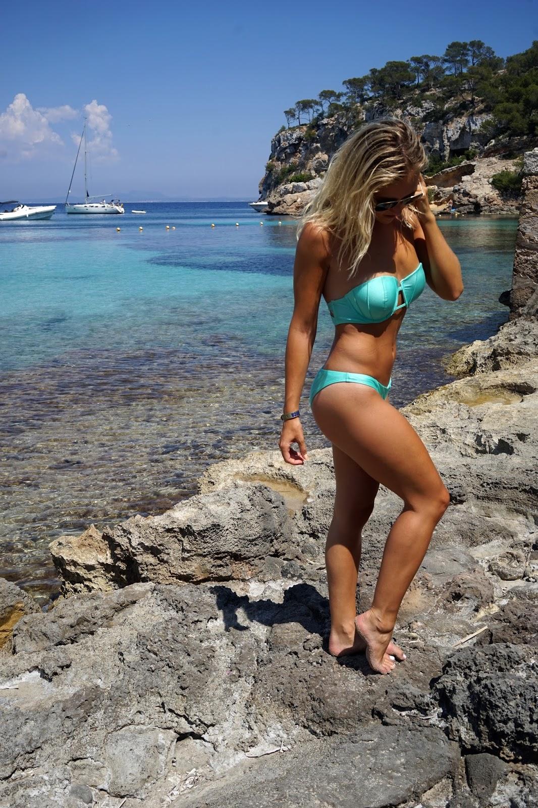 shell bikini