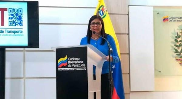 Jornada presencial del Censo Nacional de Transporte será en plazas Bolívar del país