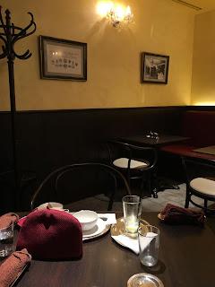 German restaurant in Osaka