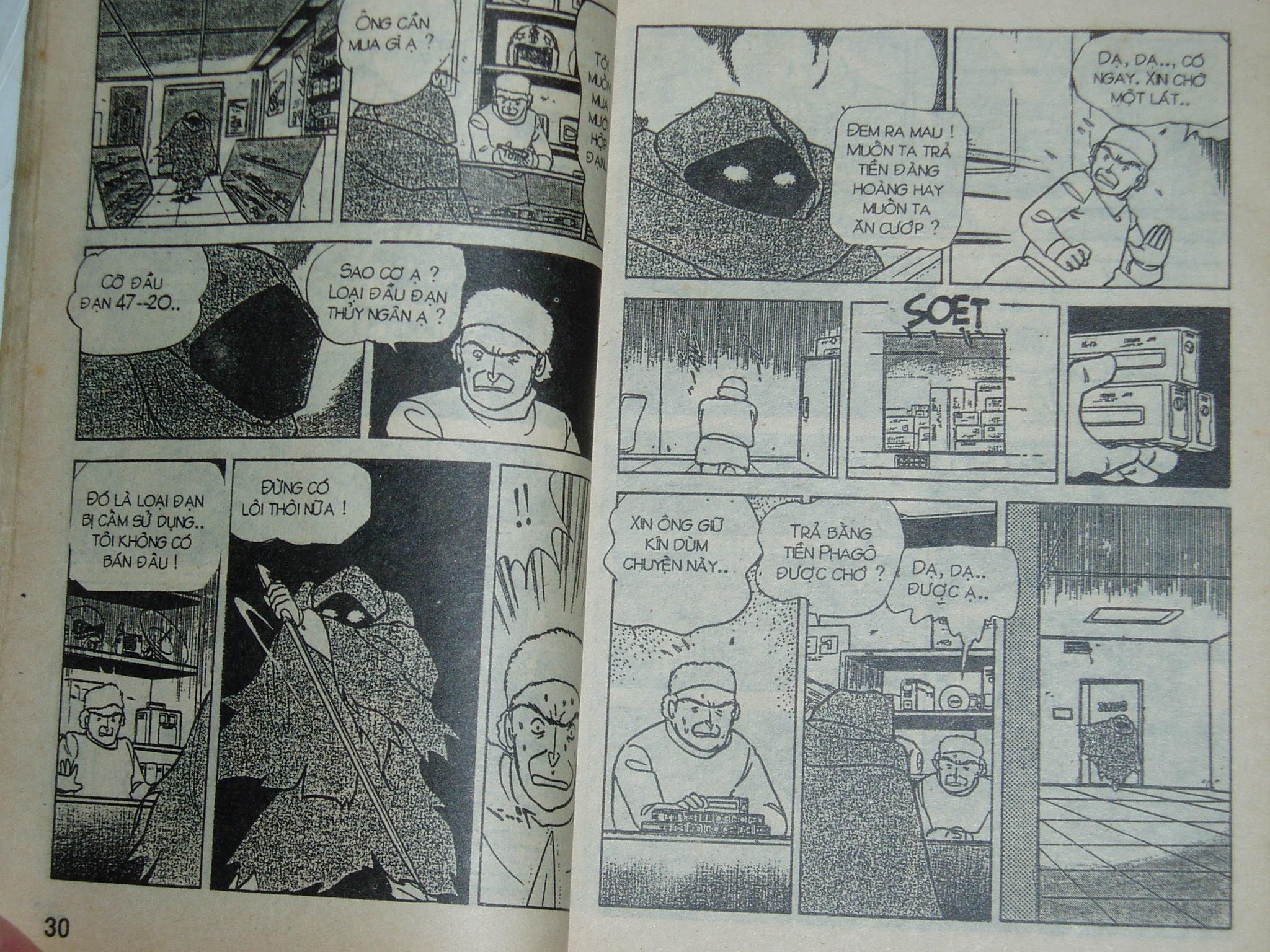 Siêu nhân Locke vol 16 trang 14