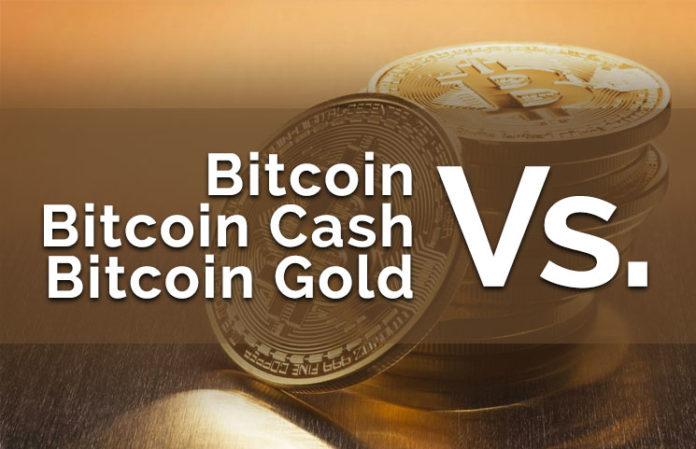 Tutorial de horquilla de bitcoin