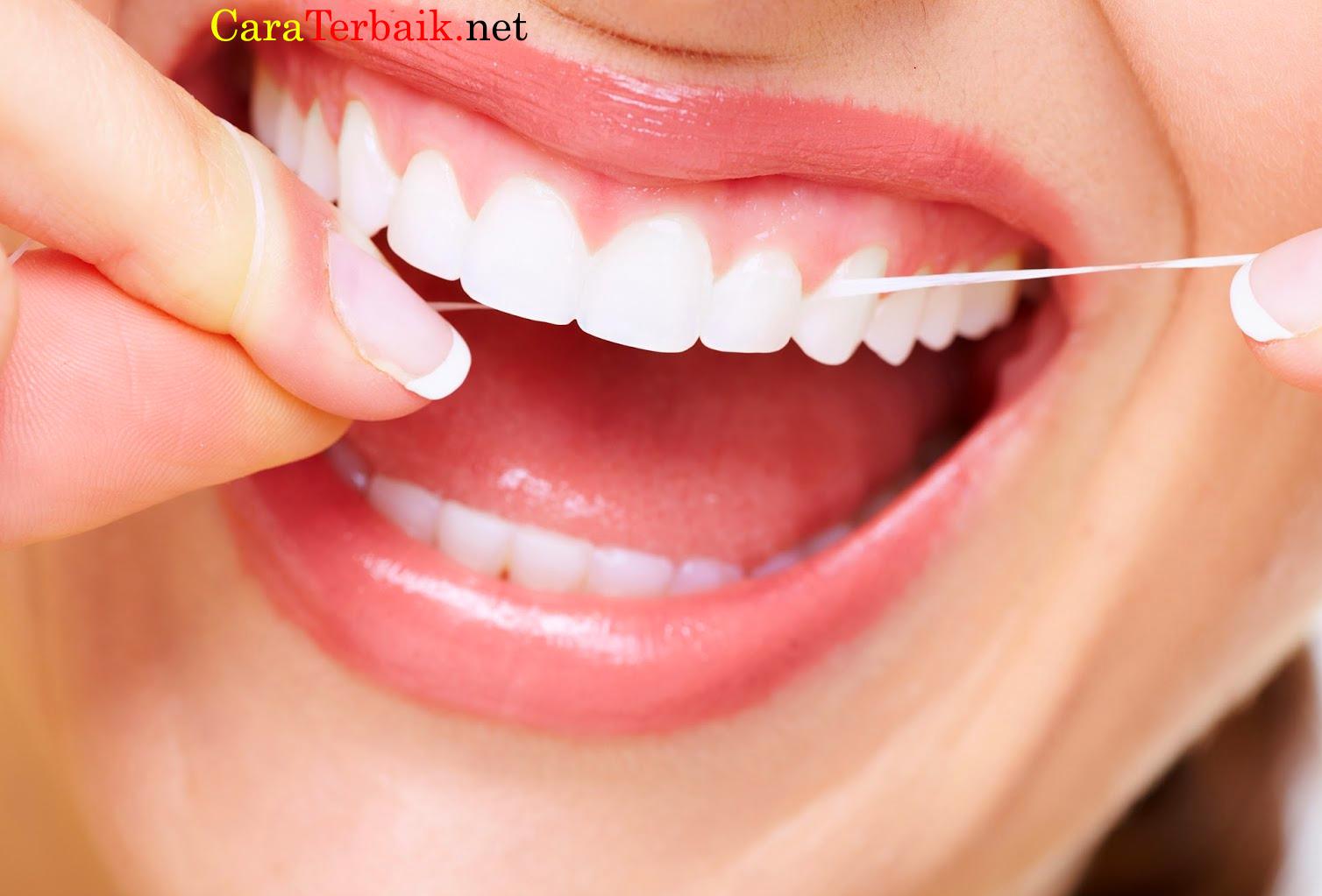 Cara Memutihkan Gigi Secara Alami Dan Permanen Dengan Cepatcara Terbaik