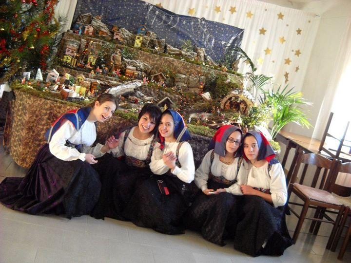 Sardinian Traditional Clothing - Page 5 - Sardinian People
