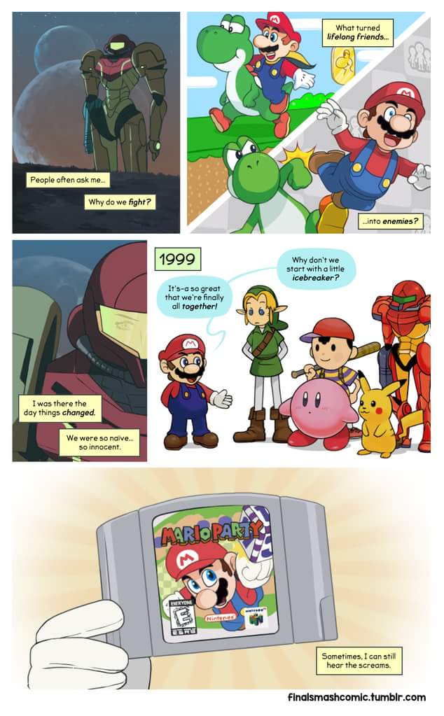 Super Smash Bros. Origins